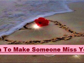 Dua To Make Someone Miss You